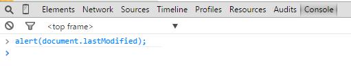 判断网页是真静态还是伪静态的方法:查看网页最后更新时间