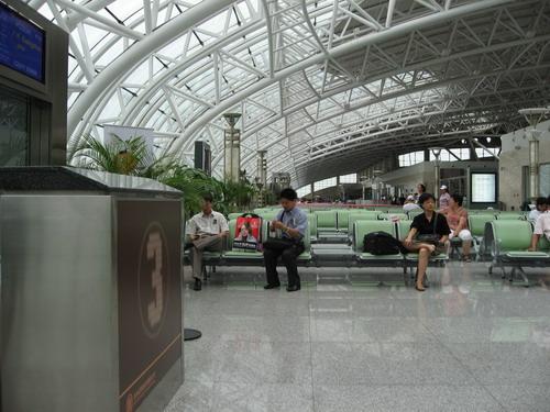 广州白云机场提供不限时无线免费wifi上网