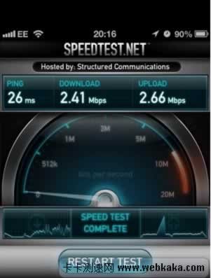 iPhone 5 WiFi有断网的现象及速度慢问题