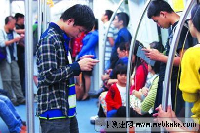 深圳、广州地铁免费WiFi将开放