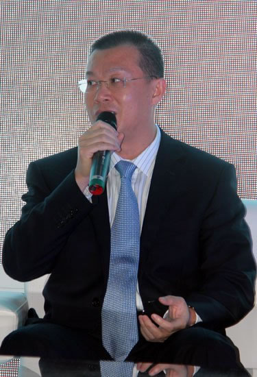 广东电信副总经理张国新