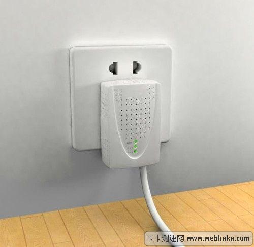 电力猫解决IPTV网线布局麻烦的问题