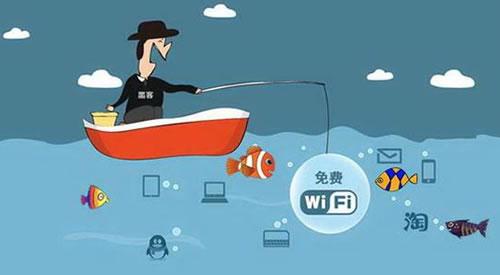 钓鱼WiFi
