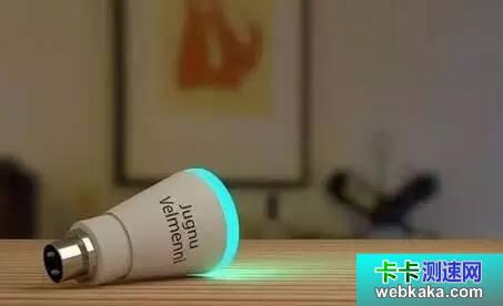 LiFi:有灯泡就能上网