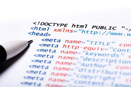 网页meta标签