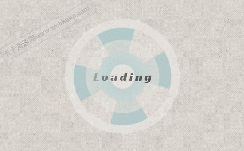 CSS Loading - 4